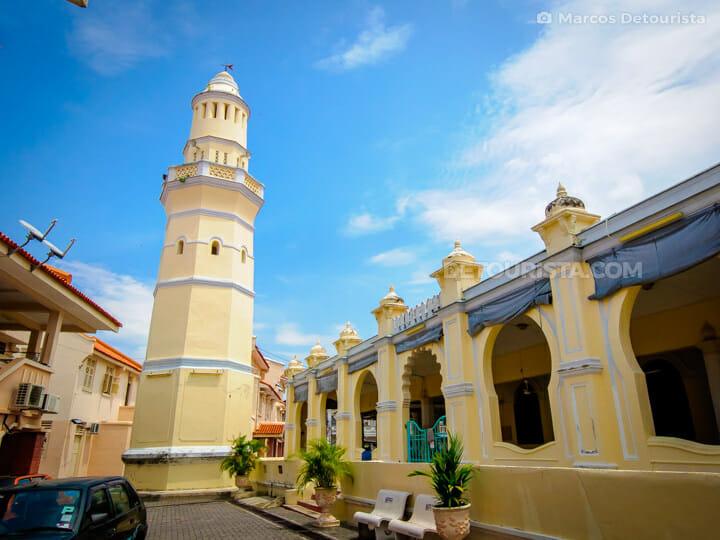 Acheen Street Mosque (Masjid Jamek)