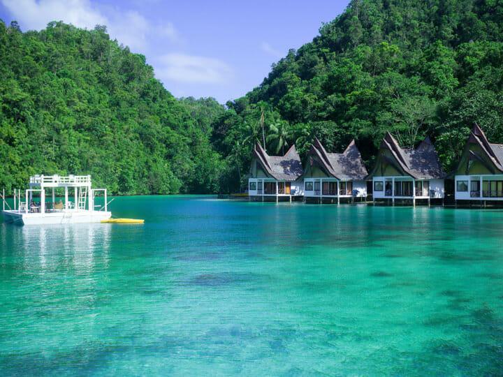 Club Tara near Siargao & Sohoton Lagoons