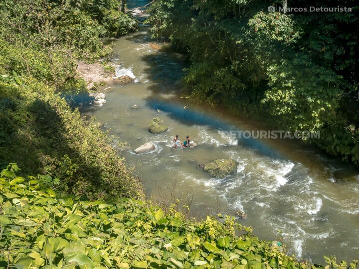 Foot of Hikong Tonok (7th) Falls