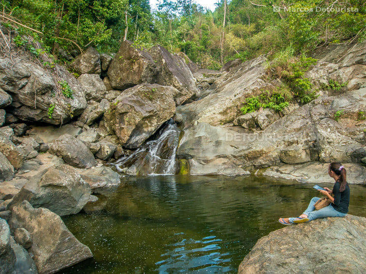 Liktinon Waterfall, Capiz