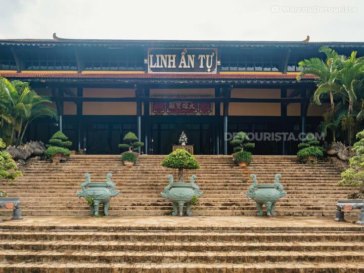 Linh An Pagoda, Da Lat