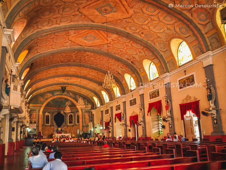 Lucena Cathedral, Quezon Province