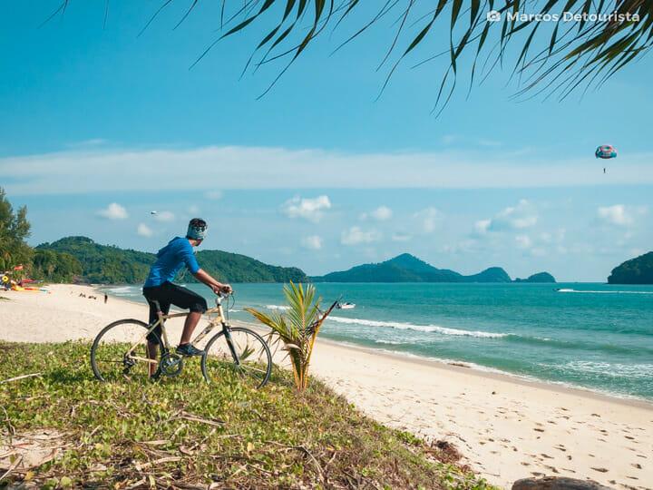Marcos at Tengah Beach