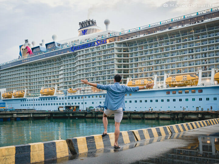 Quantum of the Seas cruise by Royal Caribbean