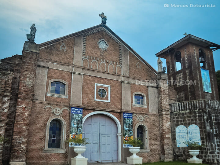 Quipayo Church, Calabanga, Camarines Sur