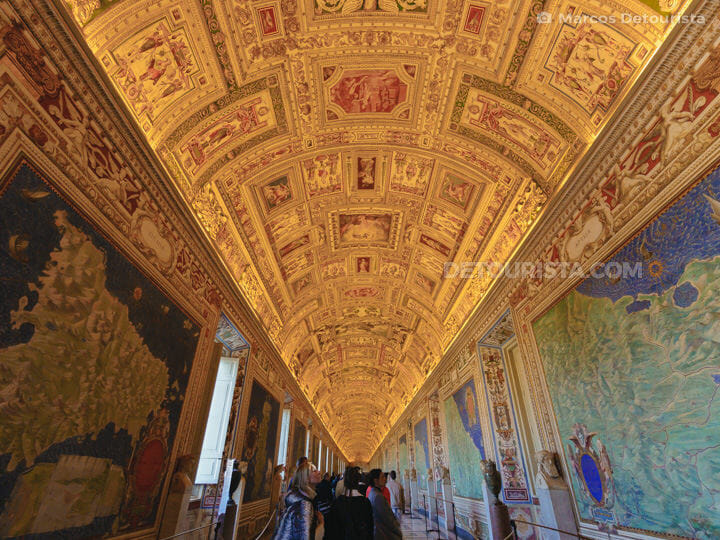 Vatican Museums in Vatican City
