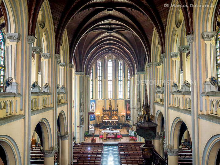 Jakarta Cathedral in Jakarta, Indonesia