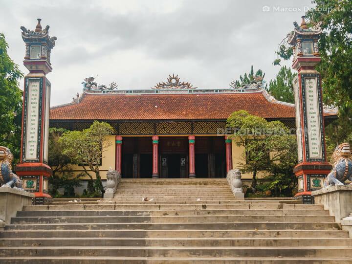 Linh Son Pagoda, Da Lat