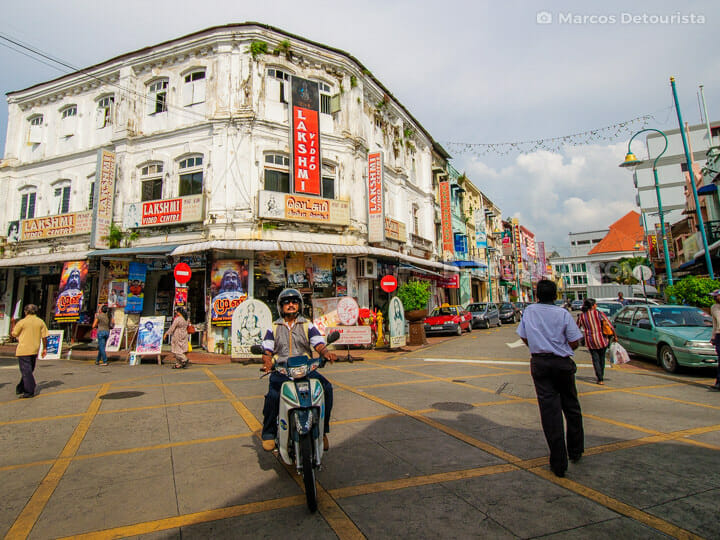 Little India, Georgetown, Penang