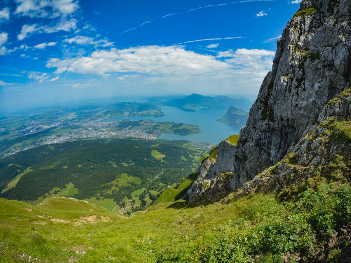 Mount Pilatus, Switzerland