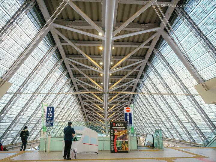 Odawara Station, Japan