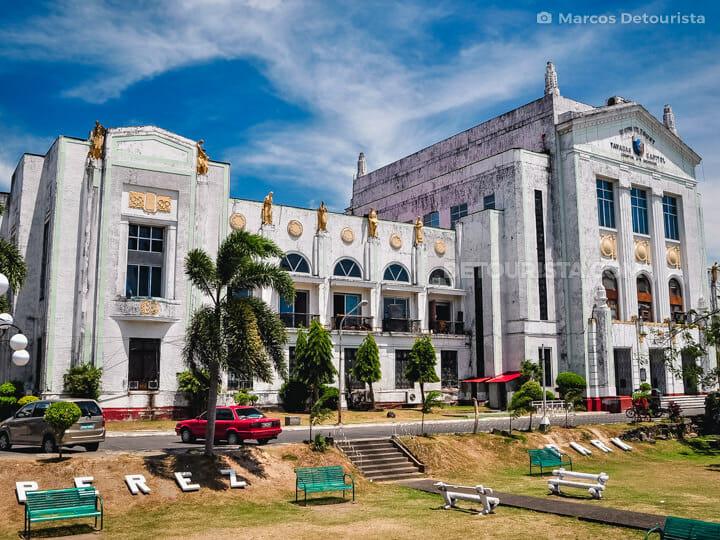 Quezon Provincial Capitol, Quezon Province