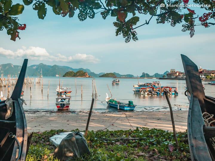 Teluk Baru Beach, Langkawi