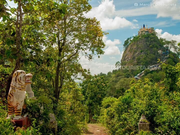 Mount Popa Temple