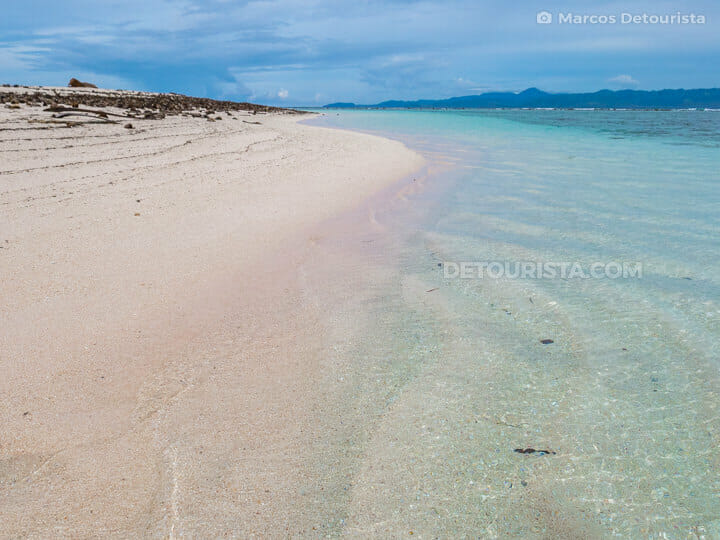 Olanivan Island, Davao Occidental