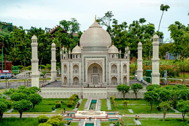 Taj Mahal, Legaland Miniland