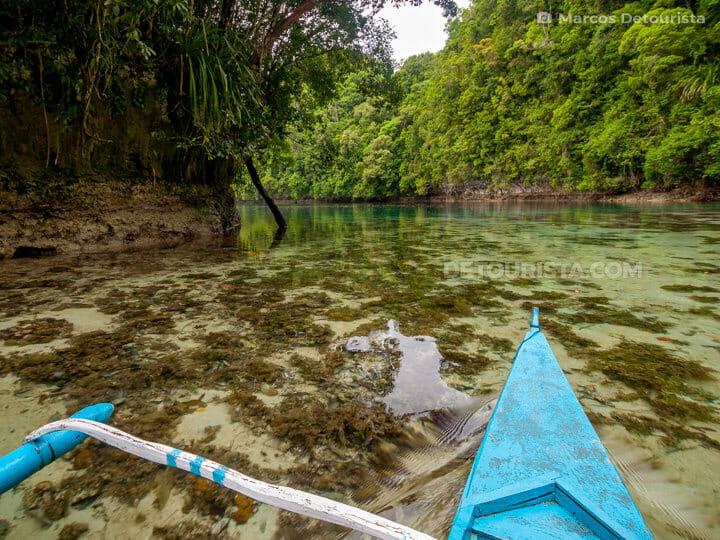 Tojoman Lagoon, Sohoton Lagoons