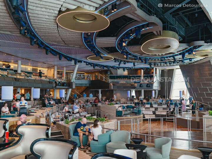 Two70 - Quantum of the Seas by Royal Caribbean