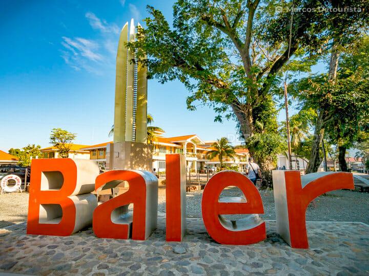 Baler Town Plaza