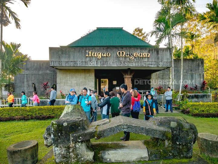 Ifugao Museum, in Kiangan, Ifugao, Philippines