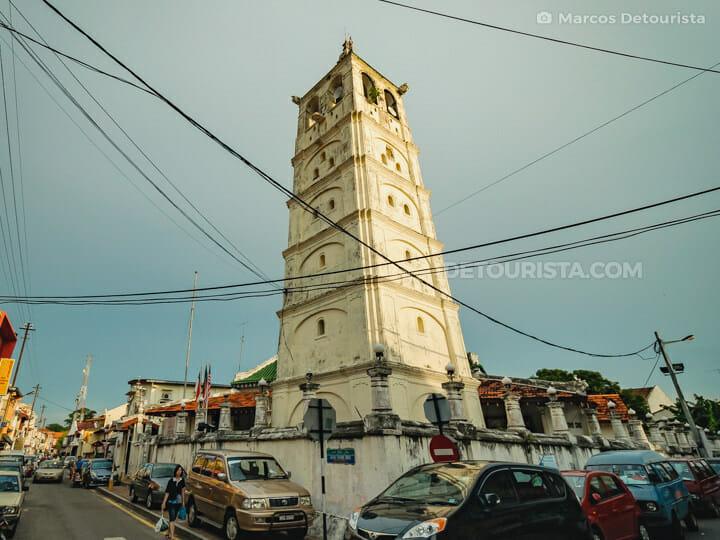 Kampung Kling Mosque, Melaka