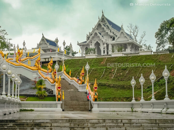 Krabi White Temple