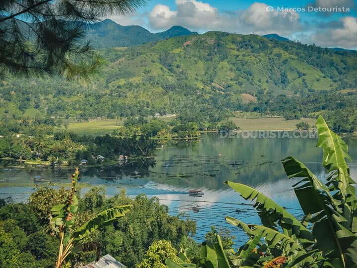 Lake Sebu View Deck