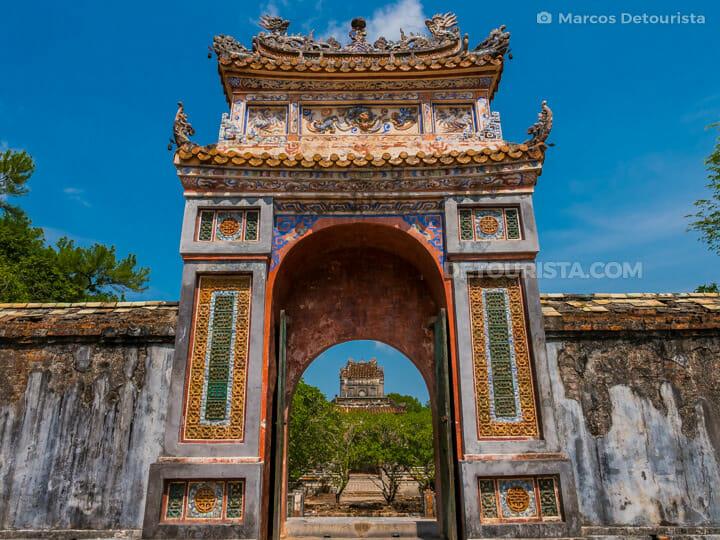 Lang Tu Duc (tomb)