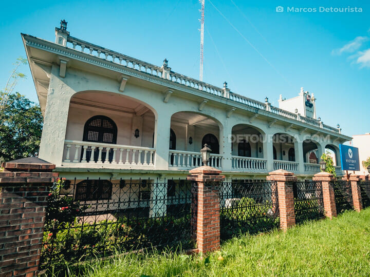 Price Mansion (CAP Building) in Tacloban City, Leyte, Philippines