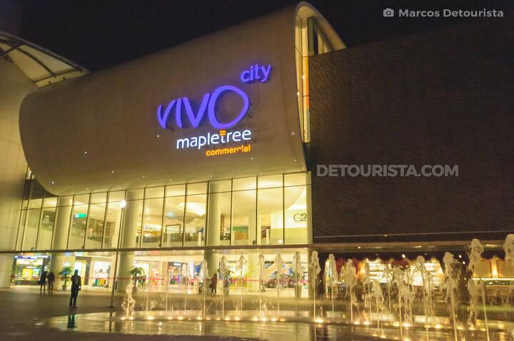VivoCity Mall, Singapore