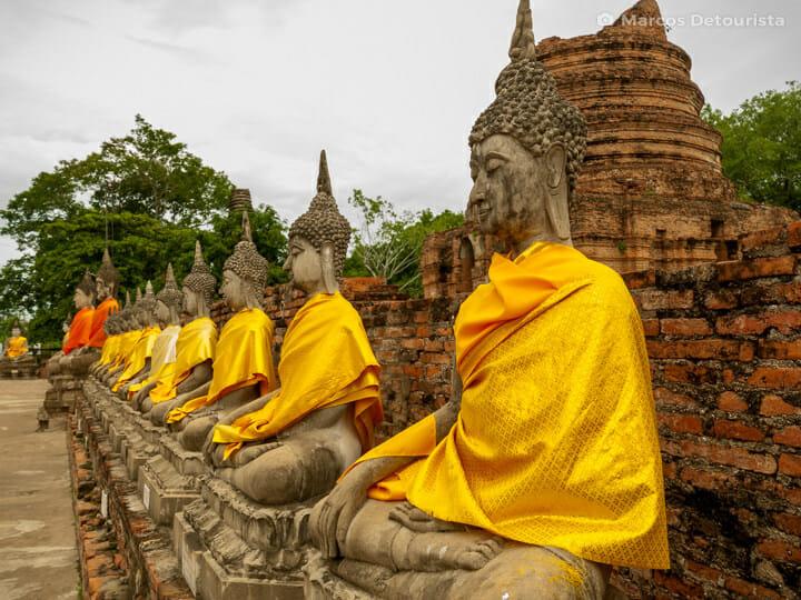 Wat Yai Chai Mang Khon, Ayutthaya