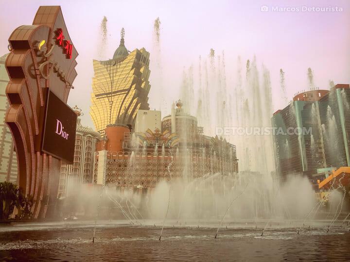 Wynn Macau, China