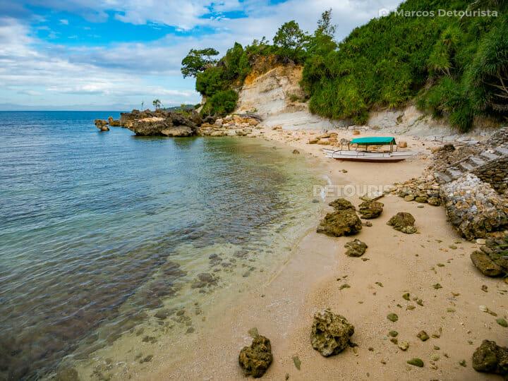 Beachfront at Nature's Eye Beach Resort