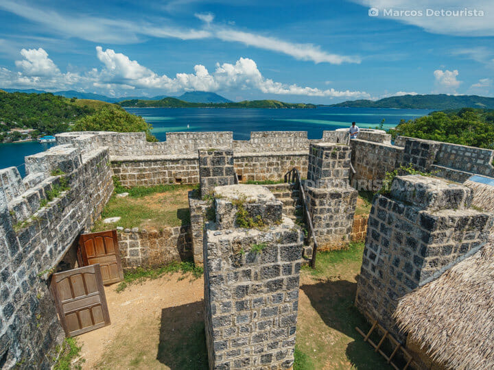 Fort San Andres, Romblon Island