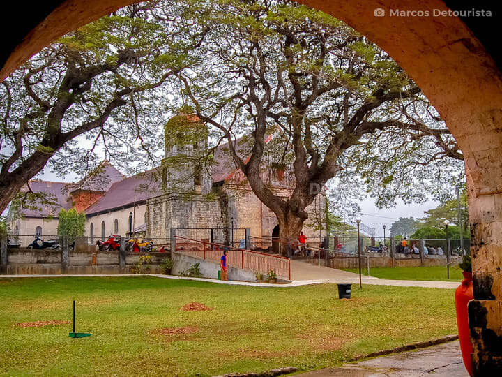 Lazi Church in Siquijor, Philippines