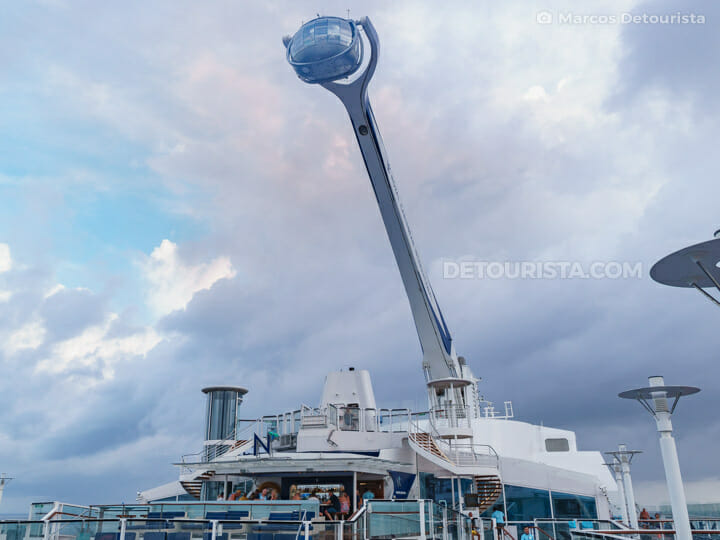 North Star - Quantum of the Seas by Royal Caribbean