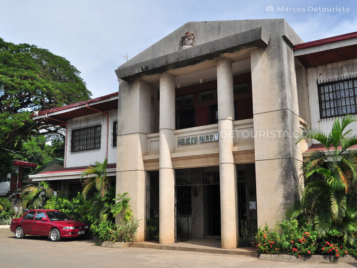 Palawan Museum in Puerto Princesa City, Palawan, Philippines