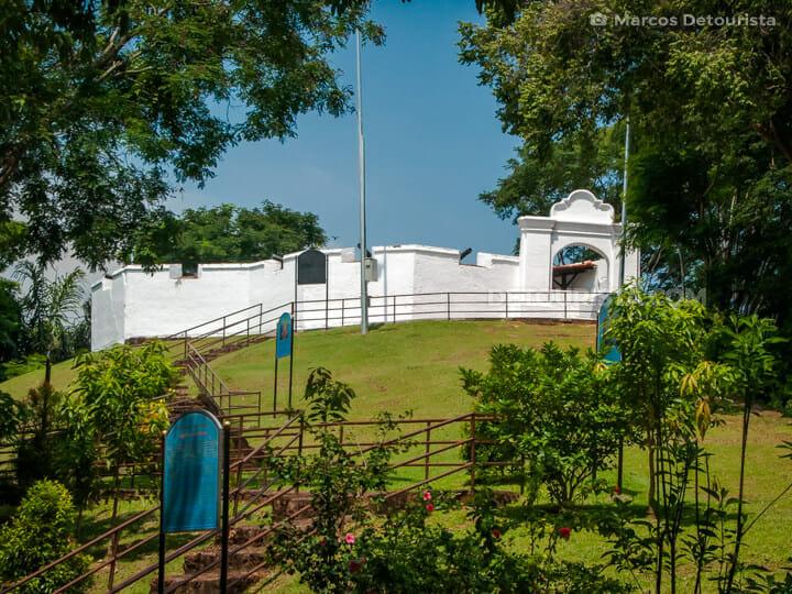 St John's Fort, Melaka