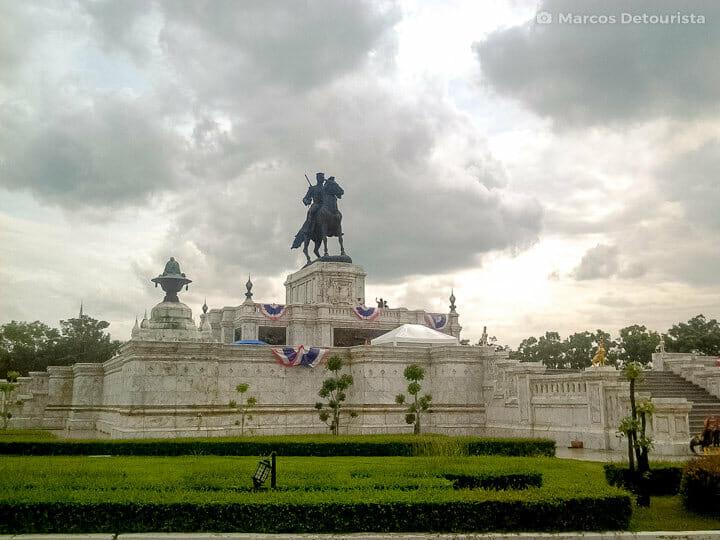 King Naresuan The Great Monument, Ayutthaya, Thailand