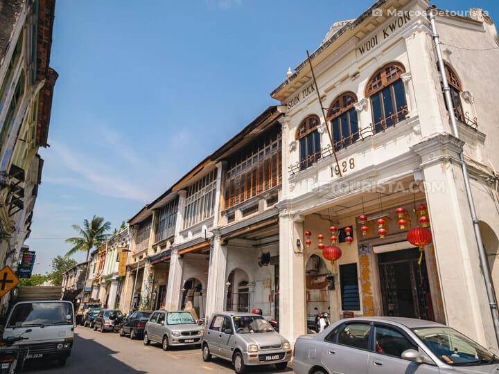 Love Lane, Penang