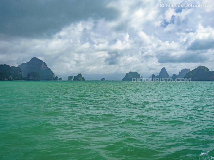 Phang Nga Bay Islands