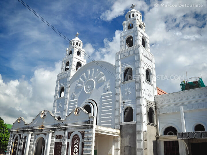 Sts. Peter and Paul Cathedral in Sorsogon City, Philippines