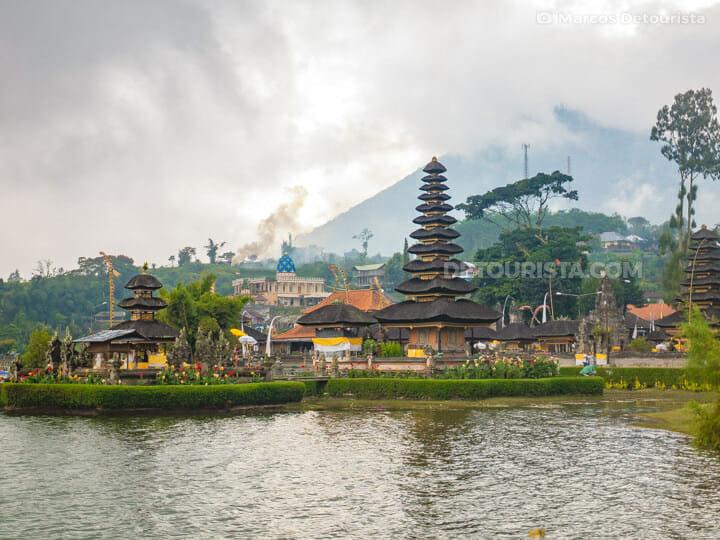 Bali - Ulun Danu Bratan Temple