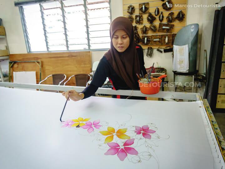 Batik Center