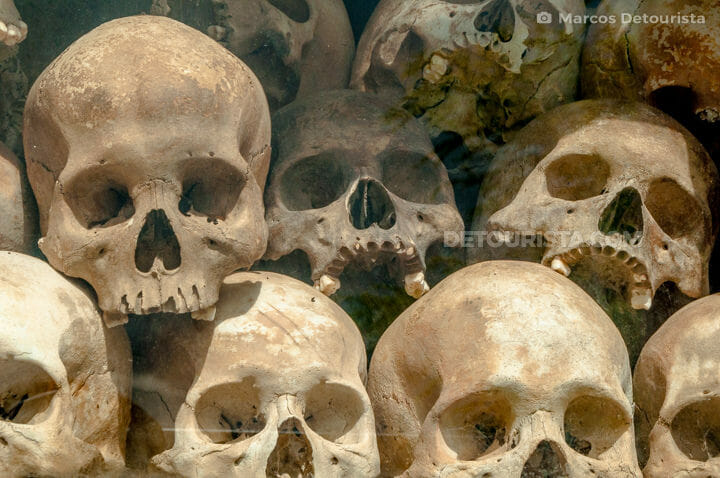 Cambodia Killing Fields-Choeung Ek