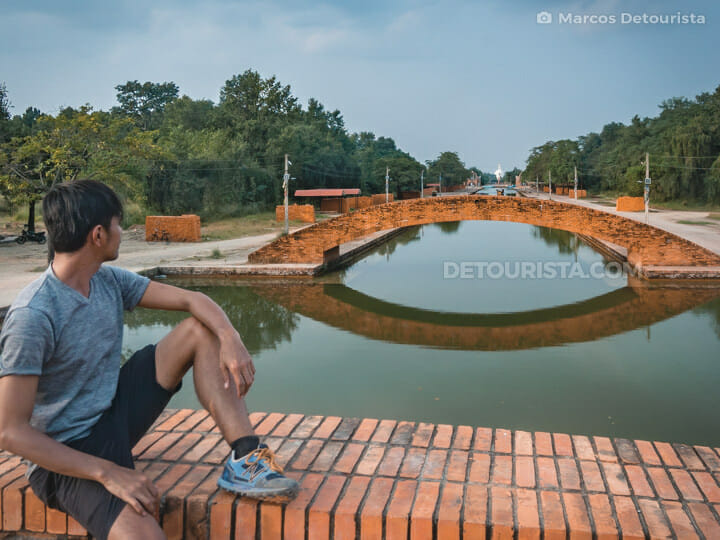 Central Canal, Lumbini
