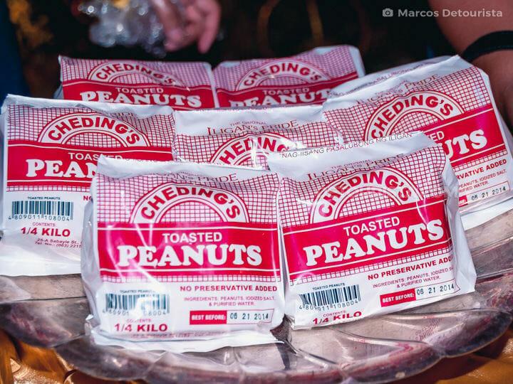 Cheding's Peanuts, Iligan