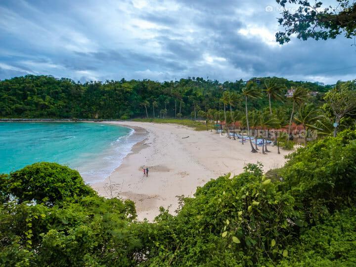 Lapus-lapus Beach