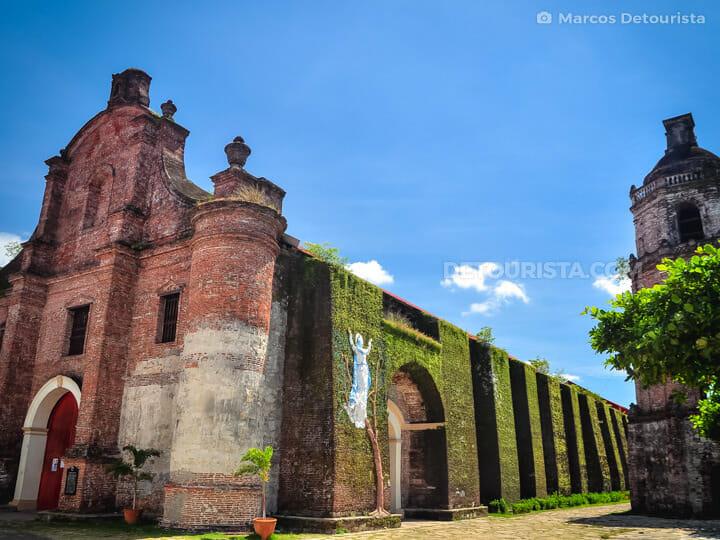 Santa Maria Church near Vigan, Ilocos Sur, Philippines