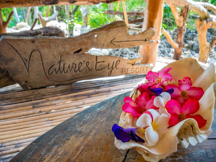Welcome to Nature's Eye Beach Resort, Guimaras